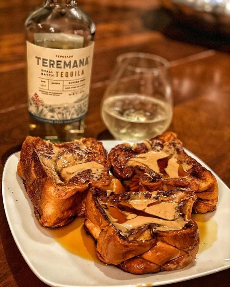 Brioche French Toast  | The Rock's Best Cheat Meals | Zestradar