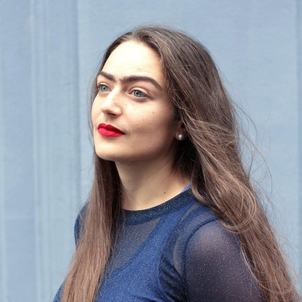 #2   This Woman Stopped Removing Facial Hair For A Year, Here's How it Changed Her Life   Zestradar