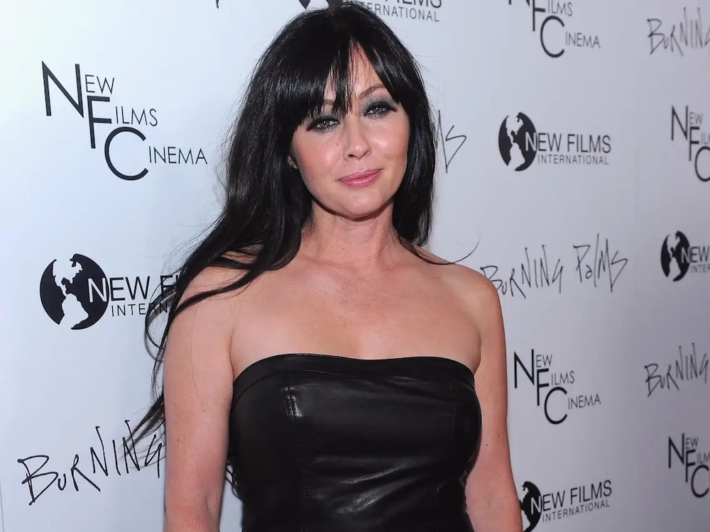 ≡ Where is Shannen Doherty Today? ➤ Brain Berries