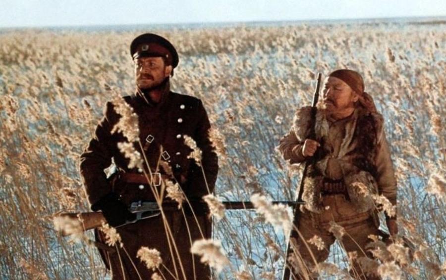 «Дерсу Узала», 1975   Отечественные фильмы, которые были номинированы или получили премию «Оскар»   Zestradar