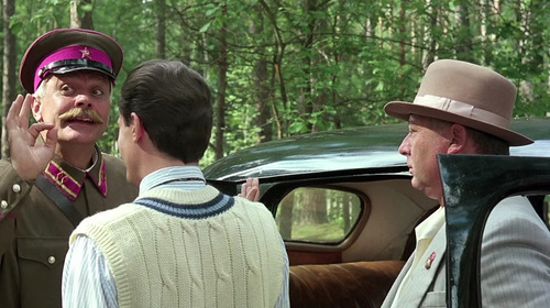 «Утомленные солнцем», 1994   Отечественные фильмы, которые были номинированы или получили премию «Оскар»   Zestradar