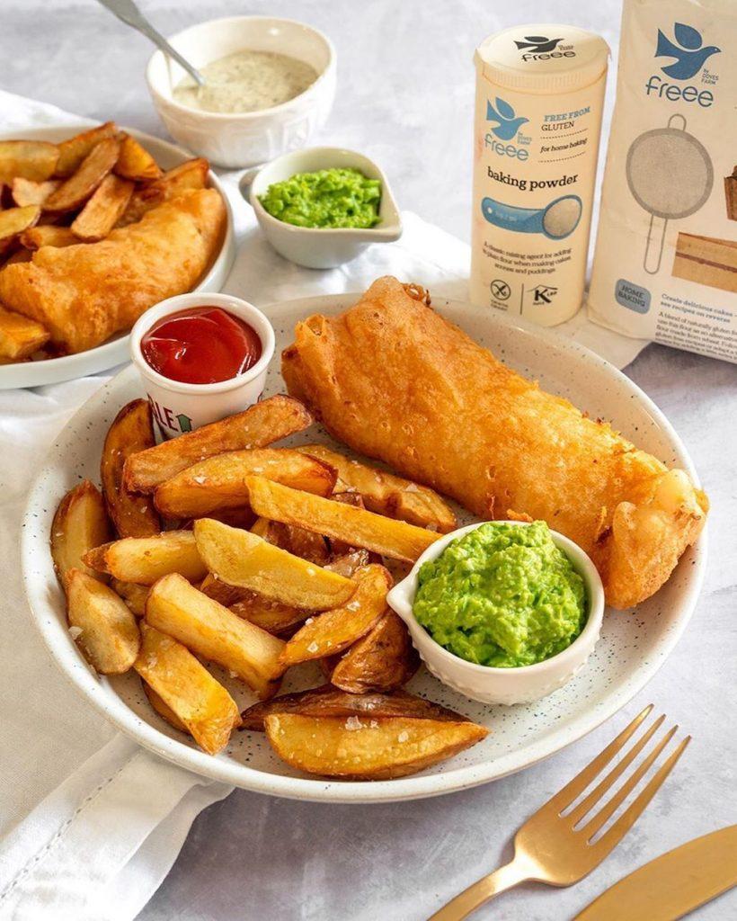 Fish & Chips  | 8 Popular Foods and Their Origins | Zestradar