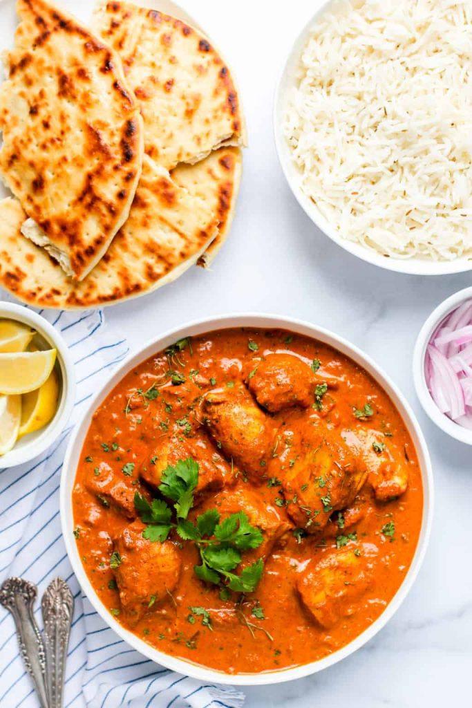 Tikka Masala  | 8 Popular Foods and Their Origins | Zestradar