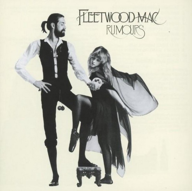 Fleetwood Mac - Rumours   The Best Selling Music Albums of All Time   Zestradar