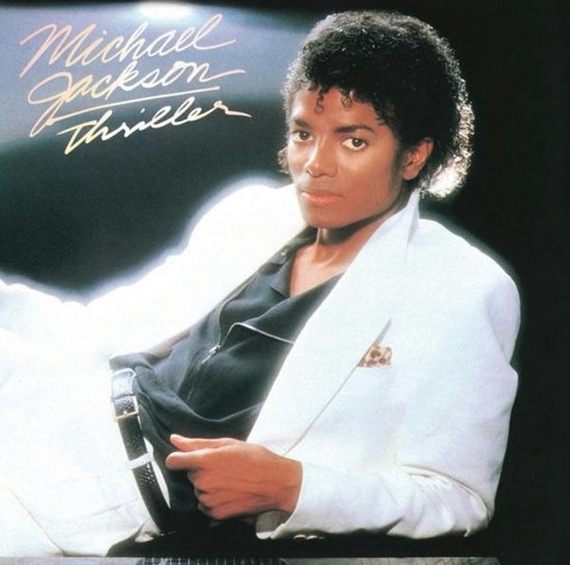 Michael Jackson - Thriller   The Best Selling Music Albums of All Time   Zestradar