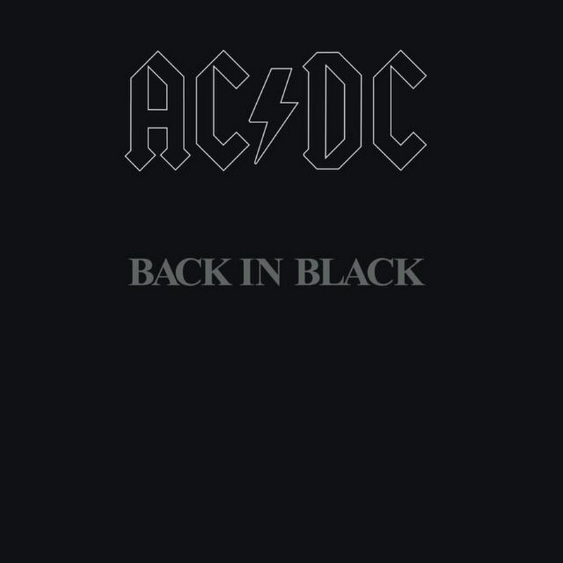 Ac/DC –Back in Black    The Best Selling Music Albums of All Time   Zestradar