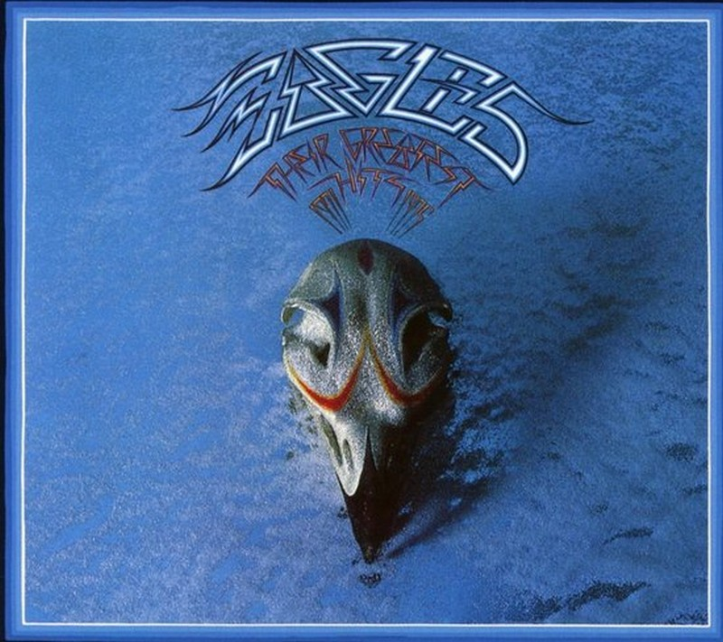 Eagles - Their Greatest Hits   The Best Selling Music Albums of All Time   Zestradar