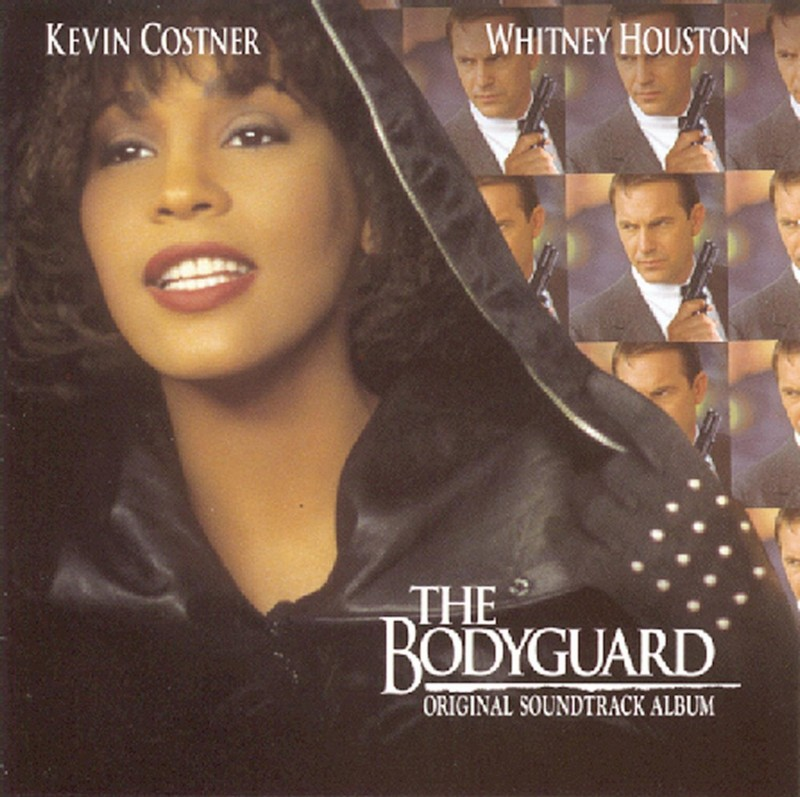 Whitney Houston - The Bodyguard   The Best Selling Music Albums of All Time   Zestradar