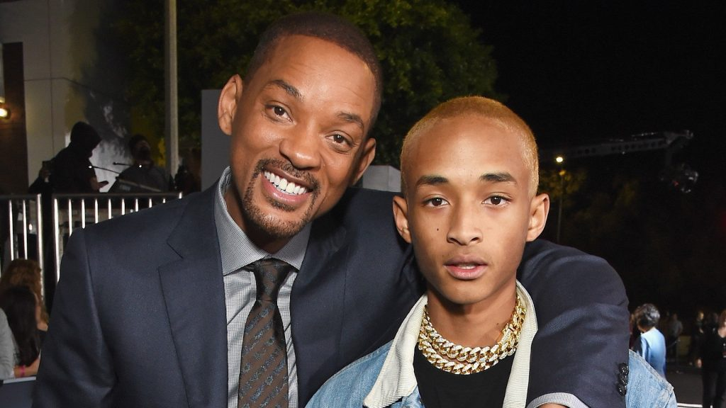 Will Smith and his son Jaden | 9 Celebrity Kids That Look Exactly Like Their Parents | Zestradar