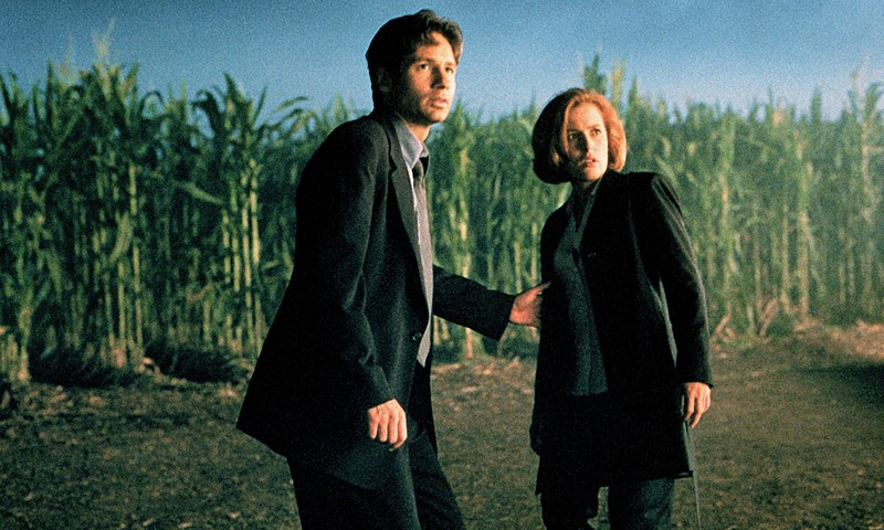 The X-Files | The Best Films About Conspiracy Theories | Zestradar