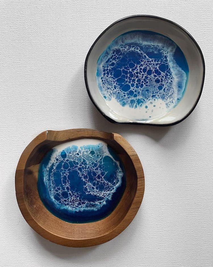 #6 | От разделочных досок до кухонных столов: мини-шедевры, вдохновленные океаном | Zestradar