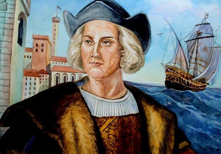 Христофор Колумб | 5 исторических личностей, чьи достижения сильно переоценены | Zestradar