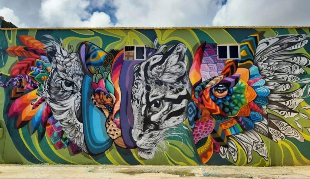 #10 | Fio Silva's Phenomenal Bird Murals | Zestradar