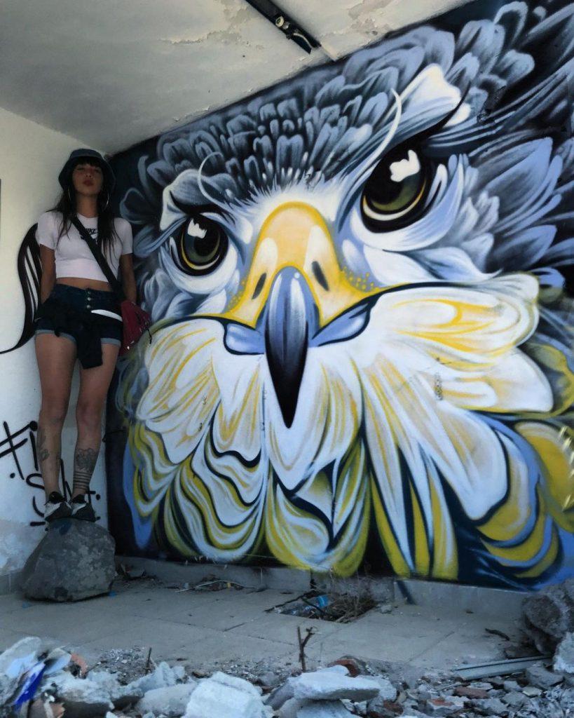 #5 | Fio Silva's Phenomenal Bird Murals | Zestradar