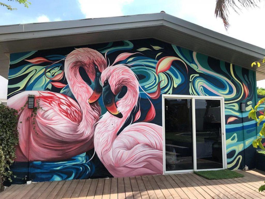 #6 | Fio Silva's Phenomenal Bird Murals | Zestradar