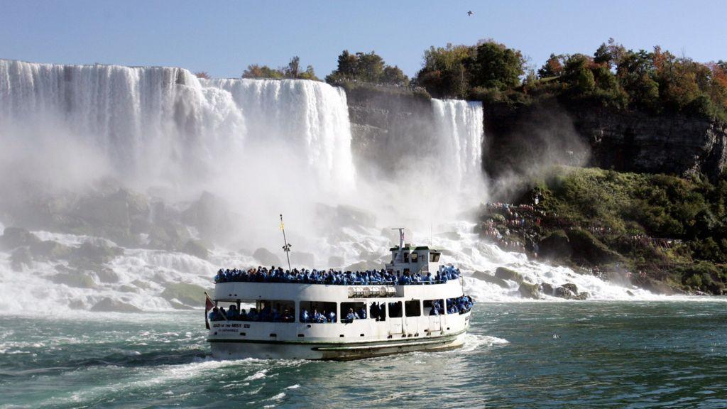 #1 | Gruesome Secrets Hidden Under The Dried Out Niagara Falls | Zestradar