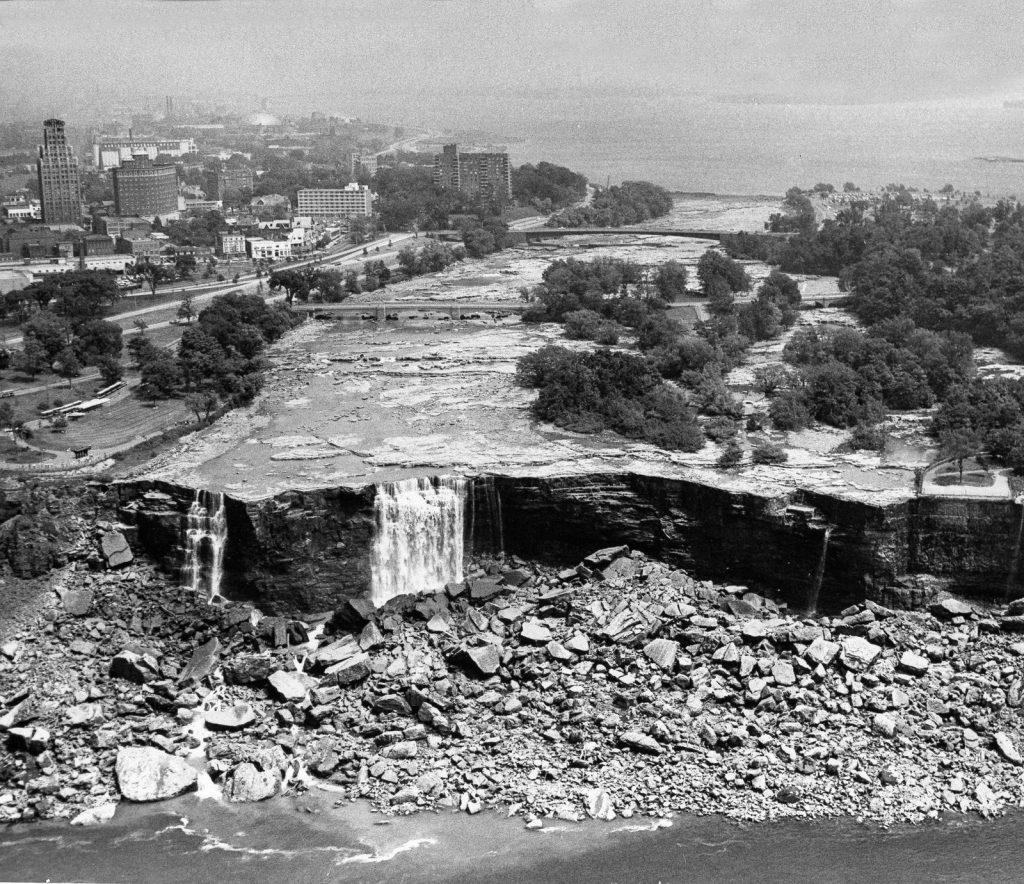 #3 | Gruesome Secrets Hidden Under The Dried Out Niagara Falls | Zestradar