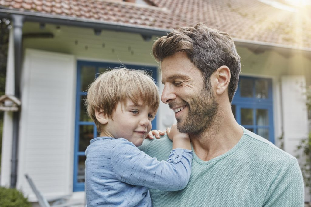 Dad provides support and sense of security | 7 Reasons Why a Loving Father Is Important in a Child's Life | Zestradar