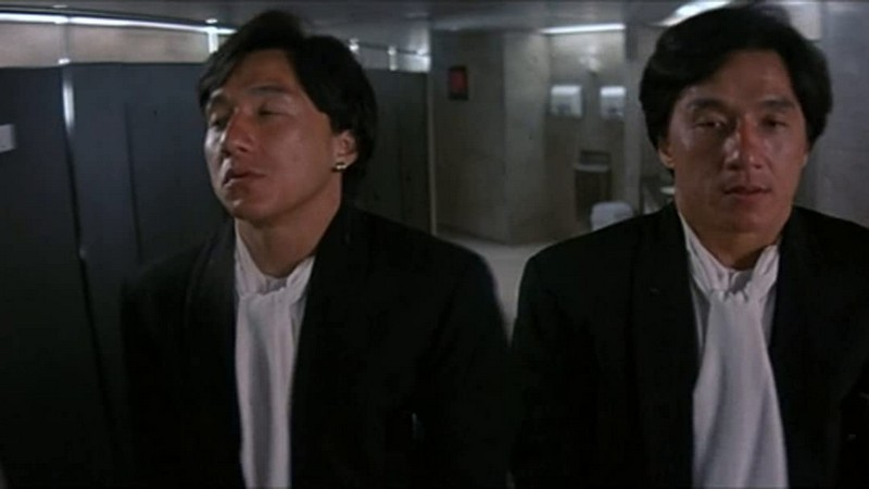 Jackie Chan - Twin Dragons | 7 Actors That Played Their Own Twin Sibling | Zestradar