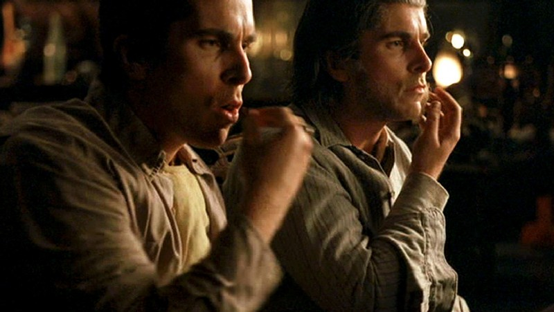 Christian Bale - The Prestige | 7 Actors That Played Their Own Twin Sibling | Zestradar