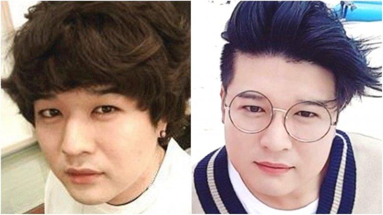 Синлон, «Super Junior»   K-Pop звезды до и после пластических операций   Zestradar