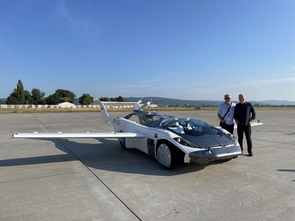 #2   Slovakia Made Sci-Fi Flying Cars A Reality With Air Car   Zestradar