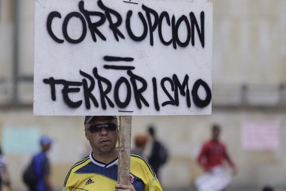 #8   The 10 Most Corrupt Countries In The World   Zestradar