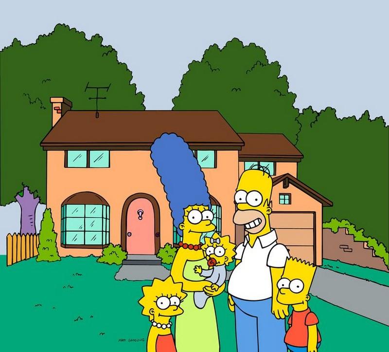 The Simpsons | 7 Funniest Cartoon Shows Ever | Zestradar