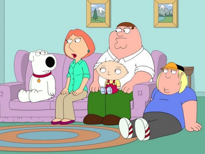 Family Guy | 7 Funniest Cartoon Shows Ever | Zestradar