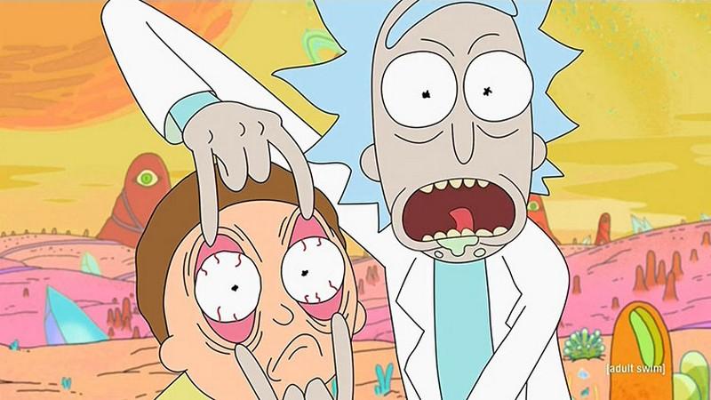 Rick & Morty | 7 Funniest Cartoon Shows Ever | Zestradar
