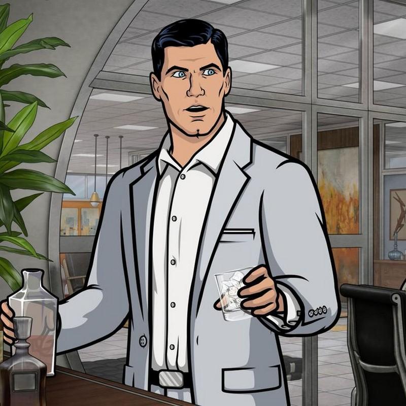 Archer | 7 Funniest Cartoon Shows Ever | Zestradar