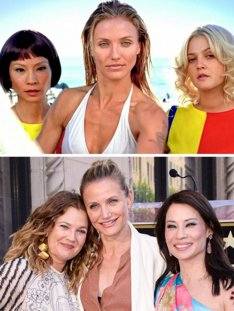 Charlie's Angels | Then And Now Photos Of Our Favorite Characters So You Can Feel Old | Zestradar