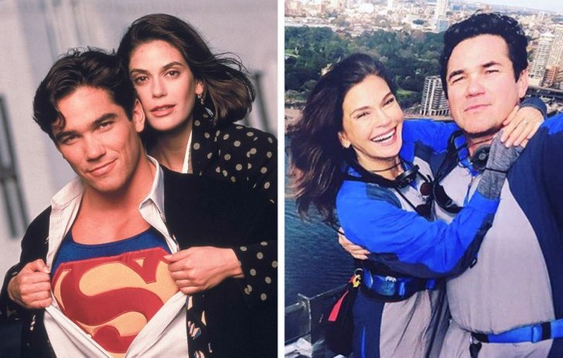 Lois and Clark | Then And Now Photos Of Our Favorite Characters So You Can Feel Old | Zestradar