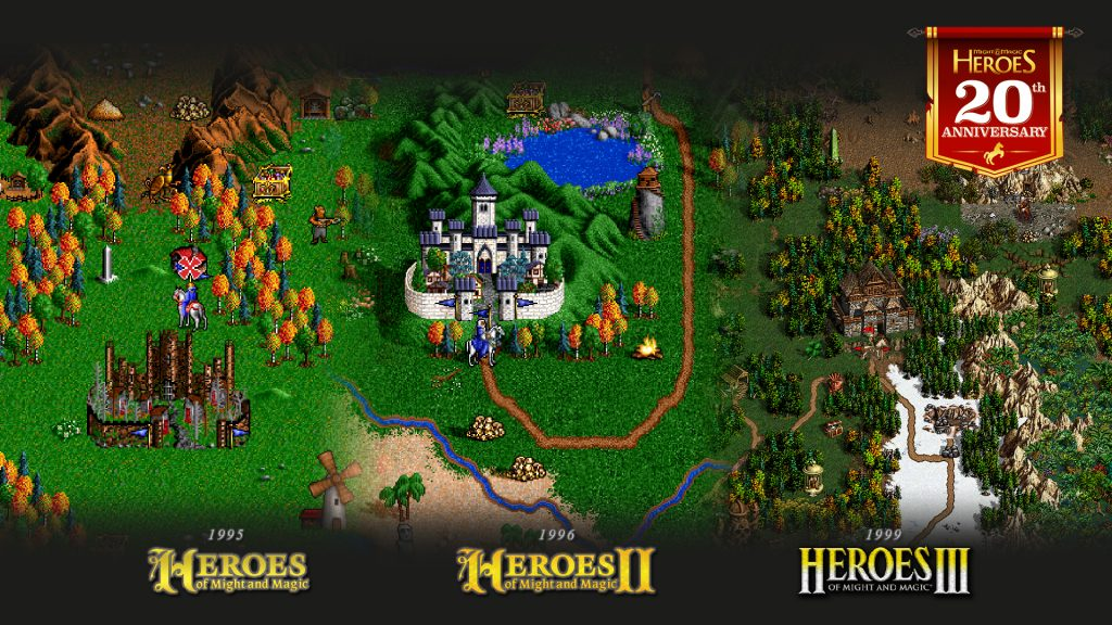 Heroes of Might and Magic | Top 9 Iconic 80-90s Video Games Everyone Should Play | Zestradar