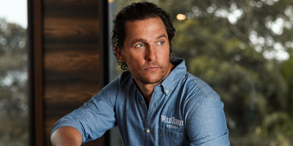 1. Мэттью МакКонахи, 51 | 10 знаменитых мужчин, которые с возрастом стали еще привлекательнее | Zestradar