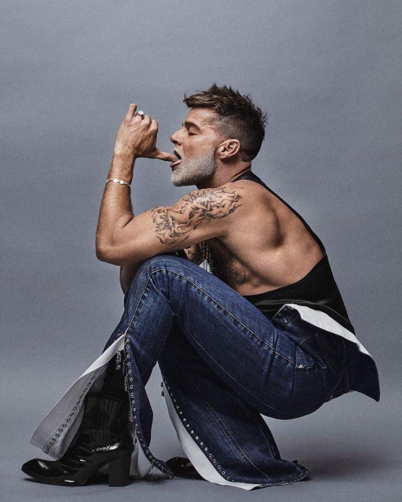 8. Рики Мартин, 49 | 10 знаменитых мужчин, которые с возрастом стали еще привлекательнее | Zestradar