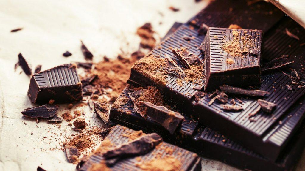 Шоколад | 8 очень калорийных продуктов, которые на самом деле полезны для вас | Zestradar