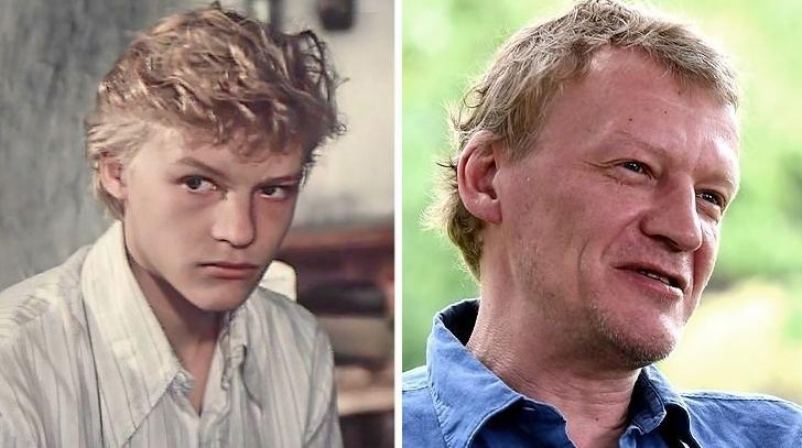 Алексей Серебряков | 7 знаменитых актеров, которых трудно узнать в их дебютных работах | Zestradar