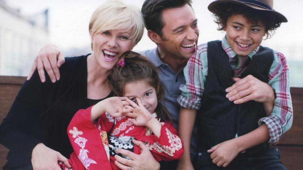 Hugh Jackman   Celebrities Who Adopted Children And Inspire The World   Zestradar