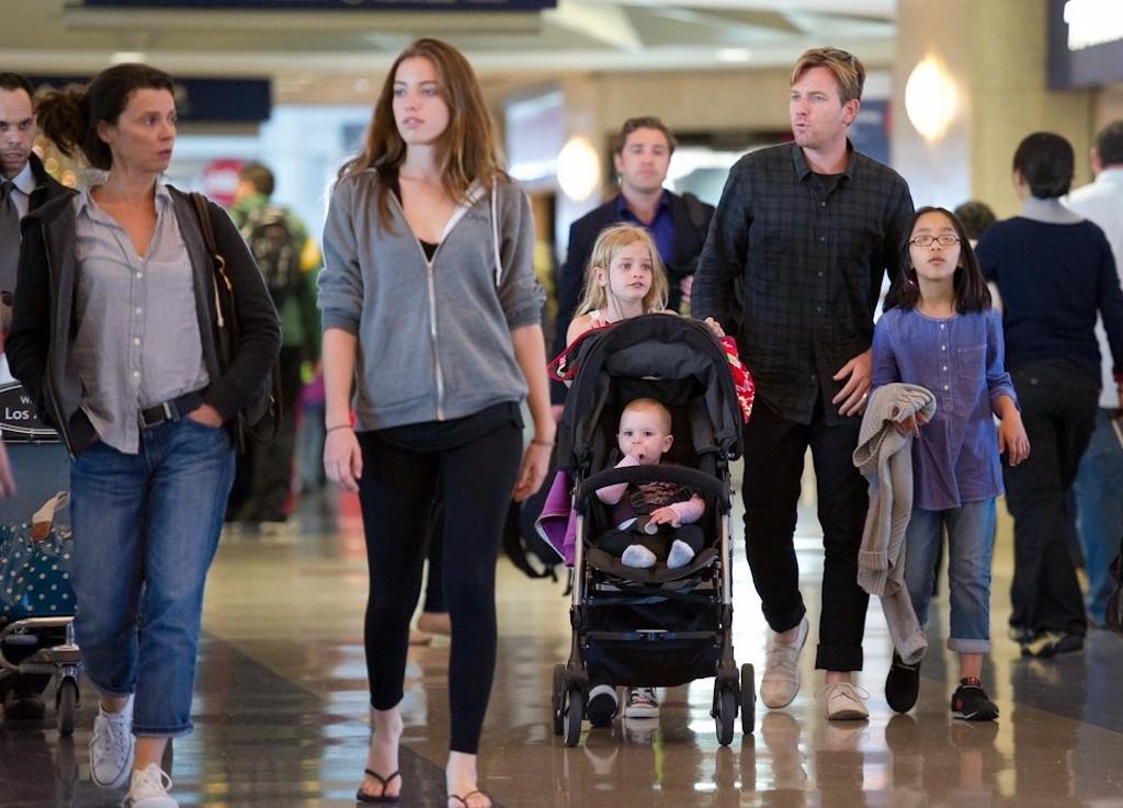 Ewan McGregor   Celebrities Who Adopted Children And Inspire The World   Zestradar