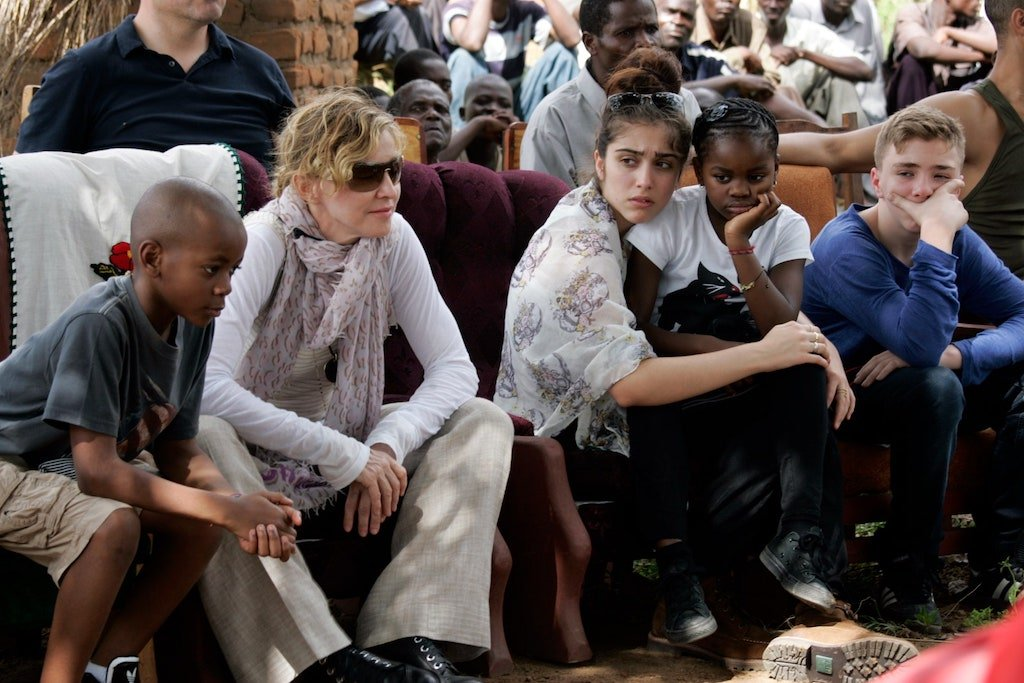 Madonna   Celebrities Who Adopted Children And Inspire The World   Zestradar