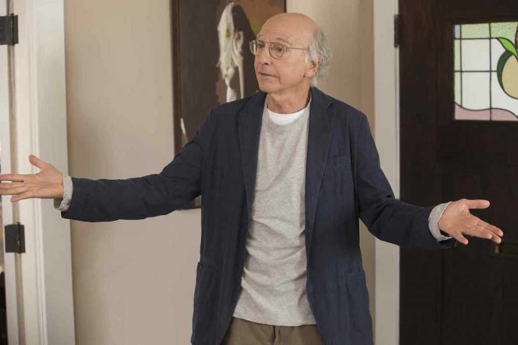 Larry David   7 Comedians With a History of Depression   Zestradar