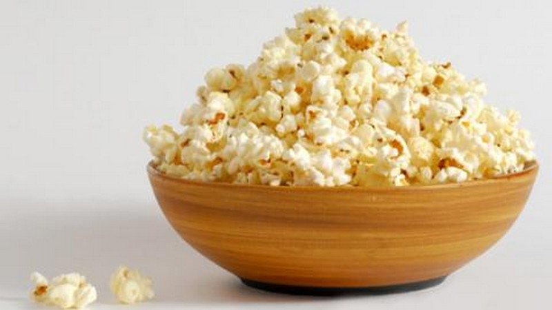 Popcorn | The Best High Energy Foods For When You're Totally Wiped | Zestradar