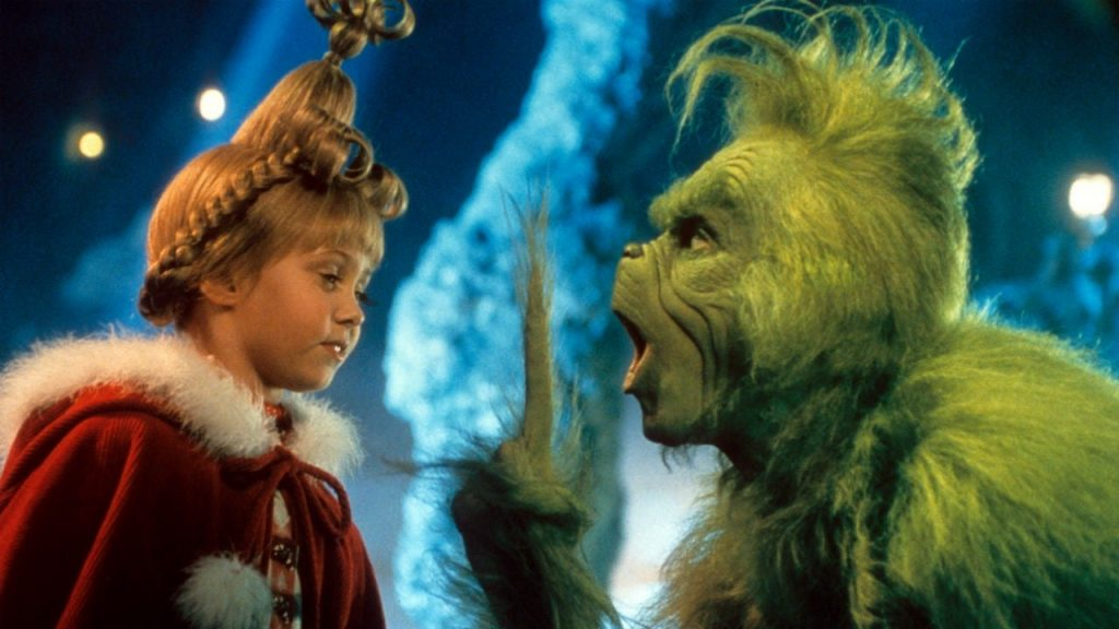 The Grinch in How the Grinch Stole Christmas   Most Memorable Movies Where The Bad Guy Saves The Good Guy   Zestradar