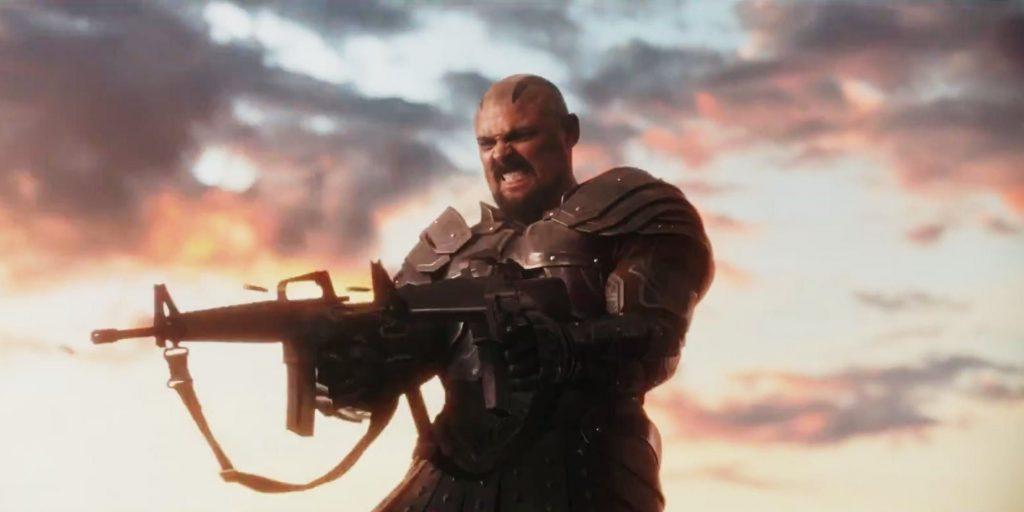 Skurge in Thor: Ragnarok   Most Memorable Movies Where The Bad Guy Saves The Good Guy   Zestradar