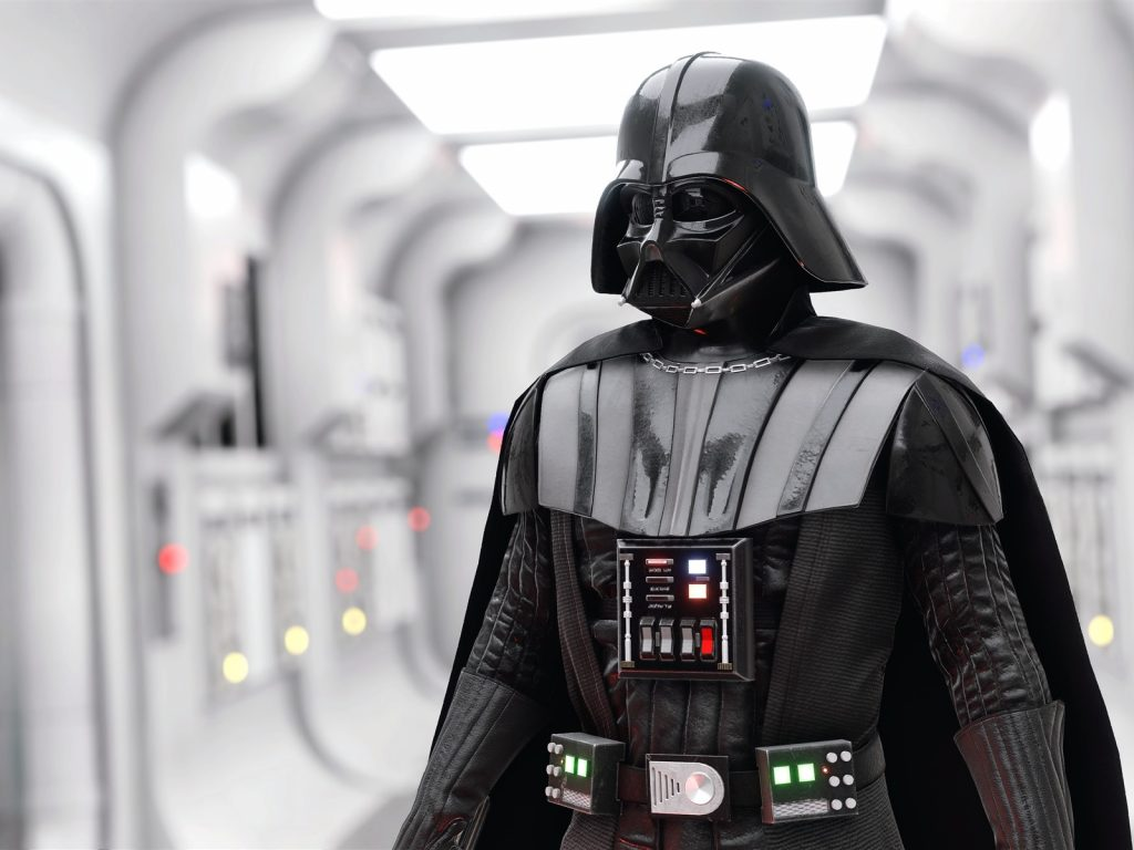 Darth Vader in Star Wars   Most Memorable Movies Where The Bad Guy Saves The Good Guy   Zestradar