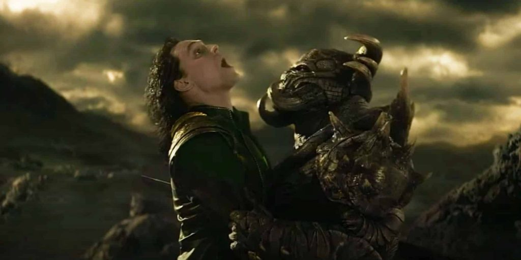 Loki in Thor: The Dark World   Most Memorable Movies Where The Bad Guy Saves The Good Guy   Zestradar