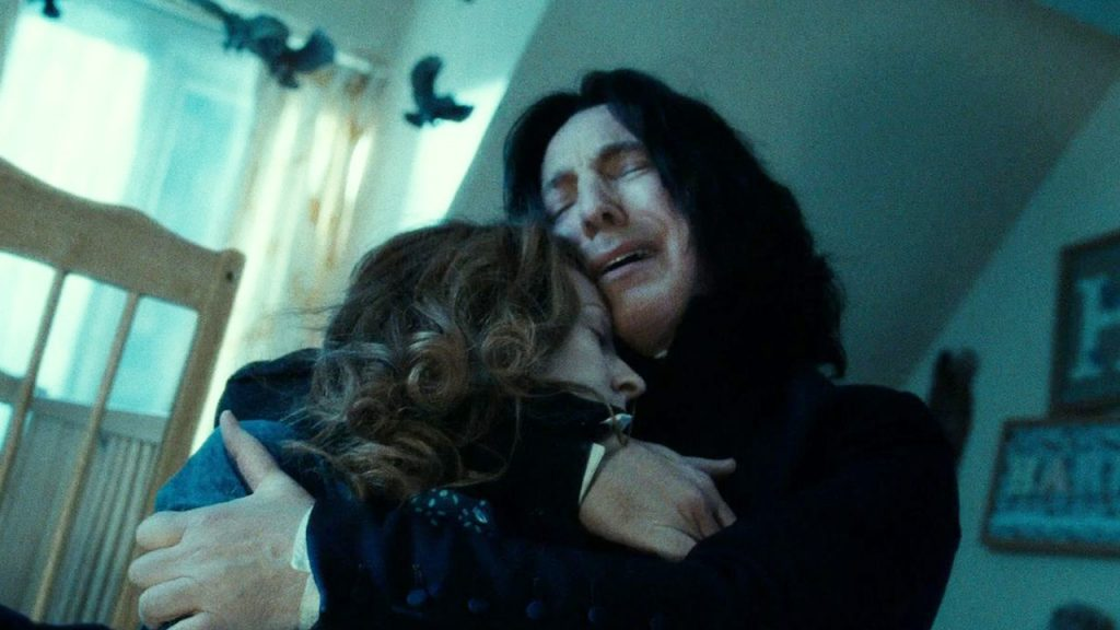 Severus Snape in Harry Potter   Most Memorable Movies Where The Bad Guy Saves The Good Guy   Zestradar