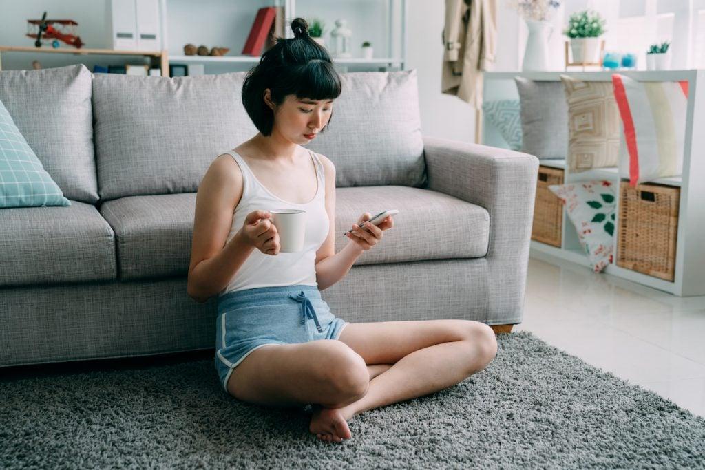 They Drink Tea   8 Reasons Korean Women Don't Get Fat   Zestradar