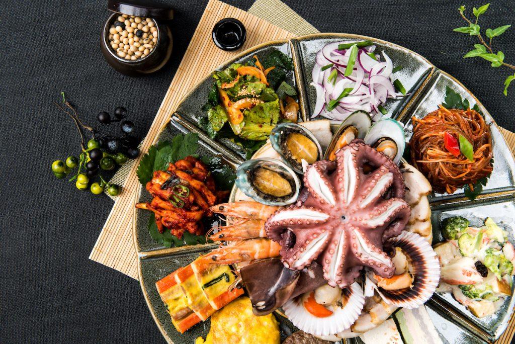 They Eat Loads Of Seafood   8 Reasons Korean Women Don't Get Fat   Zestradar